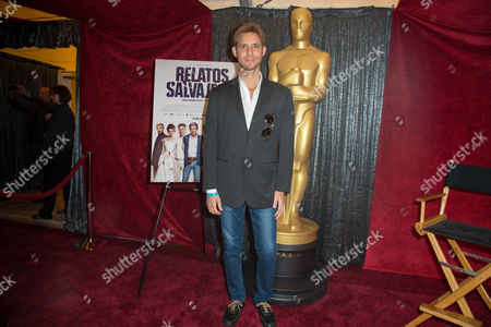 Damian Szifron attends the Foreign Language Film Awards Nominees Photo Op at The Dolby Theatre, in Los Angeles