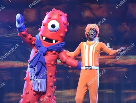 Editorial picture of A Very Awesome Yo Gabba Gabba! Live! Holiday Show, Los Angeles, USA