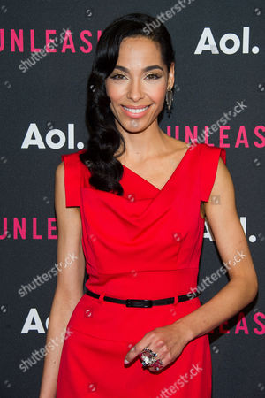 Mari White attends the AOL NewFront 2015 at 4 World Trade Center, in New York