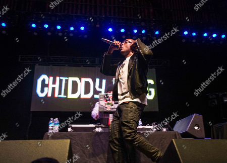 Chiddy Bang performs during the People Keep Talking World Tour at The Tabernacle, in Atlanta