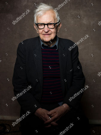 "Filmmaker Albert Maysles poses for a portrait during the 2013 Sundance Film Festival to promote his film, ""Focus Forward"" in Park City, Utah. The Film Society of Lincoln Center announced that they will hold a tribute to Maysles on October 4 at Alice Tully Hall in New York. Maysles, known for his works of cinema verite in the 1960s and â?˜70s, including the Rolling Stones documentary Gimme Shelter died March 5, in New York. He was 88"