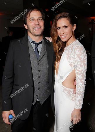 Executive Producer Nathan Ross and Kimberly Cole attend the Los Angeles Premiere of Fox Searchlight's 'Wild' at AMPAS Samuel Goldwyn Theater on in Los Angeles
