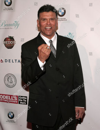 Former professional football player Anthony Munoz attends the Friars Club Roast Honoring Boomer Esiason on in New York