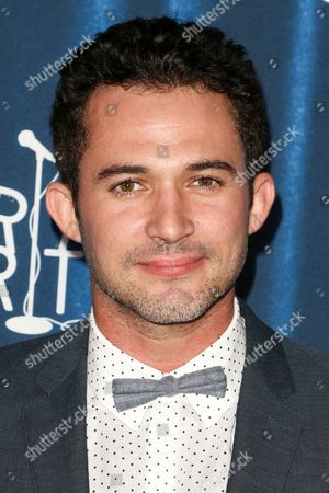 Justin Willman attends Hilarity for Charity's Annual Variety Show: James Franco's Bar Mitzvah held at The Hollywood Palladium, in Los Angeles