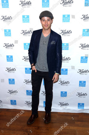 Jonathan Keltz attends the Kiehl's Earth Day Celebration with Nikki Reed to Benefit Recycle Across America at Kiehl's Since 1851 on in Santa Monica, Calif