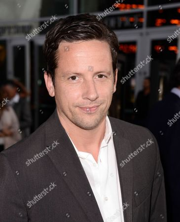 """Actor Ross McCall arrives on the red carpet at the premiere of the feature film """"Dark Tourist"""" at the ArcLight Cinemas on in Los Angeles"""