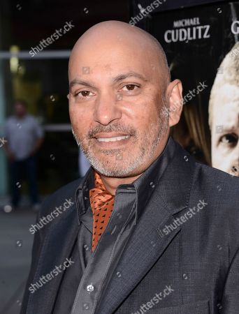 """Stock Photo of Director Suri Krishnamma arrives on the red carpet at the premiere of the feature film """"Dark Tourist"""" at the ArcLight Cinemas on in Los Angeles"""