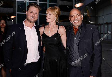 "Editorial photo of LA Premiere of ""Dark Tourist"" - Red Carpet, Los Angeles, USA"