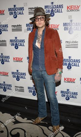 Stock Photo of Christian Benner attends Musicians On Call 15th Anniversary at Espace, in New York
