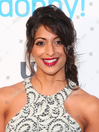 """Stock Image of Meera Rohit Kumbhani attends the premiere of the USA Network scripted comedy series """"Donny!"""" at The Rainbow Room, in New York"""