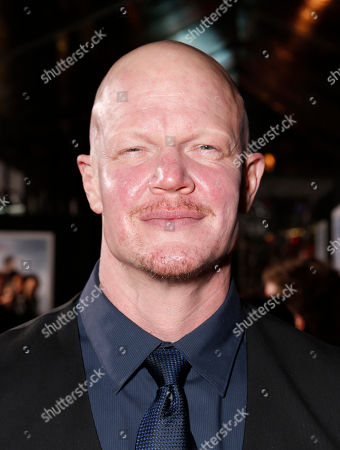 """Derek Mears arrives at the premiere of """"Hansel & Gretel Witch Hunters"""", in Los Angeles"""
