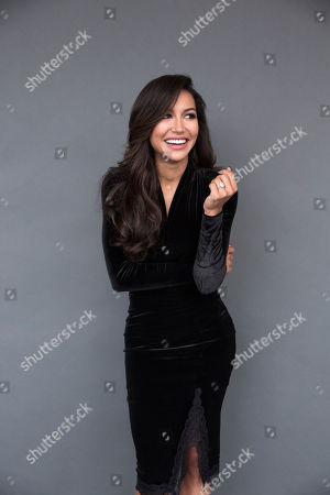 Editorial picture of Q A Naya Rivera, New York, USA