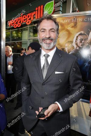 Harry Van Gorkum seen at Screen Gems 'The Mortal Instruments: City of Bones' Los Angeles Premiere, on Monday, August, 12, 2013 in Los Angeles