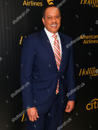 """Stock Picture of Juan Williams attends The Hollywood Reporter's """"35 Most Powerful People in Media"""" celebration at the Four Seasons Restaurant, in New York"""