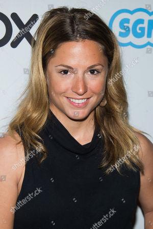 Melissa Arnot attends The Wrap's Power Women Breakfast, in New York