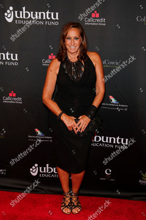 Fashion designer Donna Karen seen at the Ubuntu Education Fund Gala at Gotham Hall, on in New York