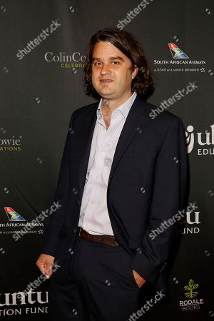 Ubuntu Co-founder and CEO Jacob Lief seen at the Ubuntu Education Fund Gala at Gotham Hall, on in New York