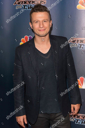 """Mat Franco attends the """"America's Got Talent"""" finale post-show red carpet at Radio City Music Hall on Wednesday, Sept. 16, in New York"""