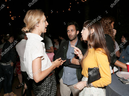 """Editorial picture of """"Celeste and Jesse Forever"""" Band of Outsiders Screening, Los Angeles, USA"""