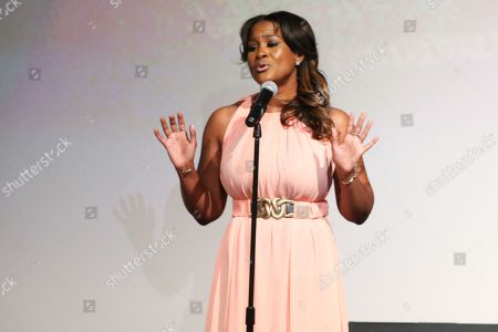 Editorial photo of 16th Annual Heroes In The Struggle Gala - Show, Los Angeles, USA