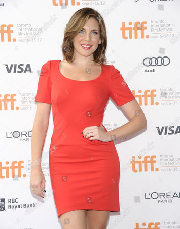 """Actress June Raphael attends the """"Imogene"""" premiere during the Toronto International Film Festival on in Toronto"""