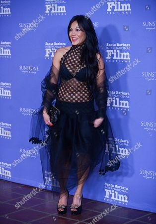 Editorial picture of 2014 International Film Festival - American Riviera Award, Santa Barbara, USA