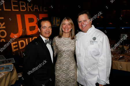 Editorial image of 2014 James Beard Foundation Gala: Celebrating Charlie Trotter and the New American Cuisine, New York, USA