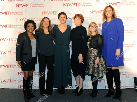 Editorial picture of 2014 NYWIFT Muse Awards, New York, USA