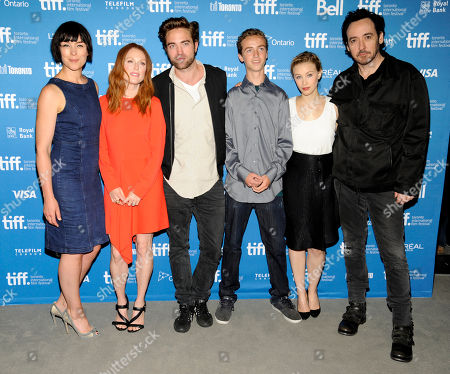"Editorial image of 2014 TIFF - ""Maps To The Stars"" Press Conference, Toronto, Canada"