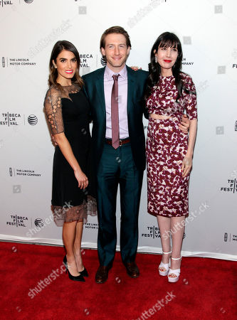 """Editorial image of 2014 Tribeca Film Festival - """"Murder of a Cat"""" Premiere, New York, USA"""