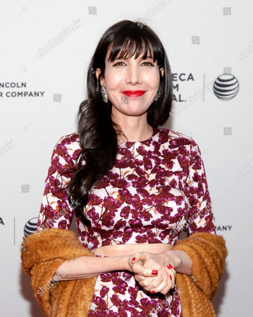 """Director Gillian Greene attends the premiere of """"Murder of a Cat"""" at the 2014 Tribeca Film Festival, in New York"""