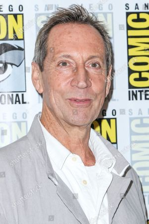 """Jonathan Hyde attends """"The Strain"""" press line on day 4 of Comic-Con International, in San Diego"""