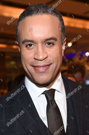 Anchorman Maurice DuBois attends the 25th Anniversary Benefit for Careers through Culinary Arts Program (C-CAP) at Pier Sixty, in New York