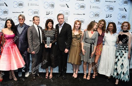 Editorial picture of 30th Film Independent Spirit Awards - Press Room, Santa Monica, USA