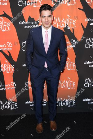 Stock Picture of Michael Galante attends the 5th Annual Hilarity for Charity Variety Show: Seth Rogen's Halloween, in Los Angeles