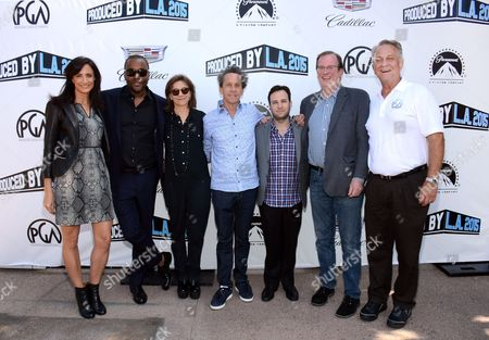 Editorial image of 7th Annual Produced By Conference presented by Producers Guild of America - Day 2, Los Angeles, USA