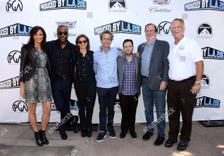 Editorial picture of 7th Annual Produced By Conference presented by Producers Guild of America - Day 2, Los Angeles, USA