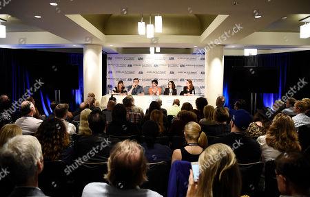 Editorial image of American Film Market - Day 6, Santa Monica, USA