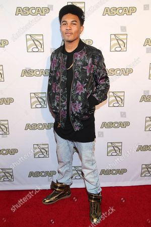 Anthony Lewis attends the ASCAP Presents The 2015 Grammy Nominees Brunch on at the SLS Hotel Beverly Hills in Beverly Hills, Calif