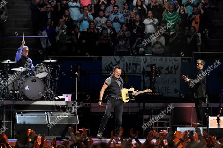 Editorial photo of Bruce Springsteen in Concert - , Los Angeles, USA