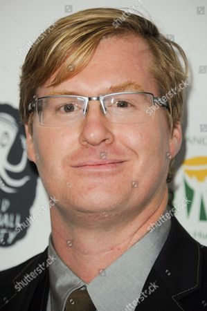 Kurt Braunohler attends the Comedy Bang Bang Nativity Pageant at the Ricardo Montalban Theatre, in Los Angeles