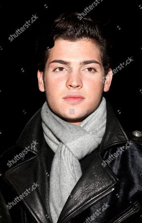 Peter Brant II is seen at the Fall 2013 Nicole Miller Runway Show on in New York