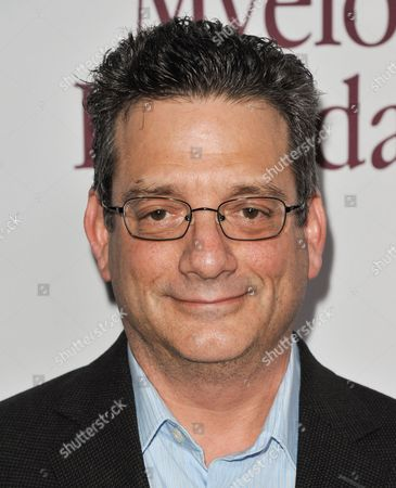 Stock Picture of Andy Kindler arrives at the International Myeloma Foundation 7th Annual Comedy Celebration at The Wilshire Ebell Theatre on in Los Angeles