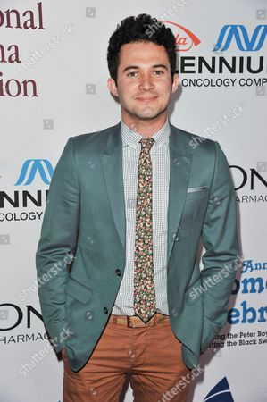 Justin Willman arrives at the International Myeloma Foundation 7th Annual Comedy Celebration at The Wilshire Ebell Theatre on in Los Angeles
