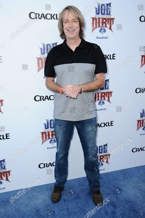 """Fred Wolf arrives at the LA Premiere of """"Joe Dirt 2: Beautiful Loser"""" on in Culver City, Calif"""