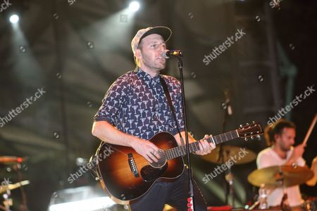 Mat Kearney performs on day 2 of Lauderdale Live at Huizenga Plaza on in Fort Lauderdale Florida