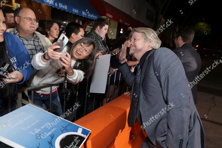 """Stock Picture of Todd Lowe seen at Netflix's """"Gilmore Girls: A Year in the Life"""" Premiere, in Los Angeles, CA"""