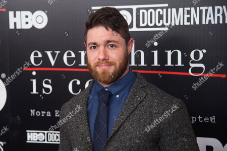 """Jacob Bernstein attends a special screening of """"Everything Is Copy"""" at The Museum of Modern Art, in New York"""