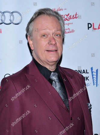 Stock Image of Todd Robbins arrives at the opening night of Bette Midler in 'I'll Eat You Last: A Chat with Sue Mengers', on at the Geffen Playhouse in Los Angeles