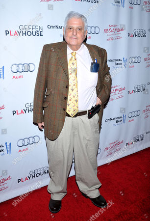 Stock Picture of Michael Lerner arrives at the opening night of Bette Midler in 'I'll Eat You Last: A Chat with Sue Mengers', on at the Geffen Playhouse in Los Angeles